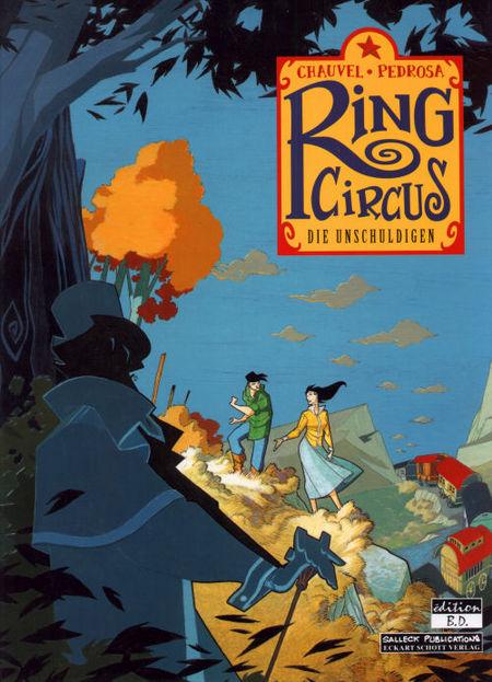 Ring Circus 2 - Das Cover