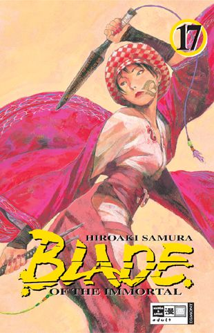 Blade of the Immortal 17 - Das Cover