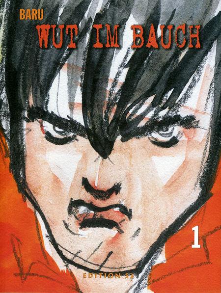 Wut im Bauch 1 - Das Cover