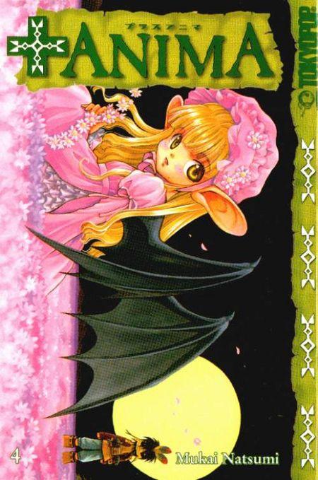 +Anima 4 - Das Cover