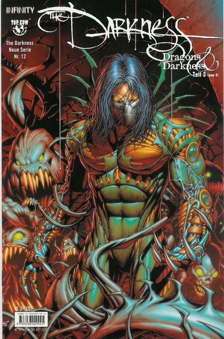 Darkness Neue Serie 12 - Das Cover