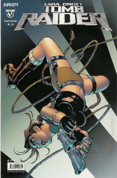 Tomb Raider 24 - Das Cover