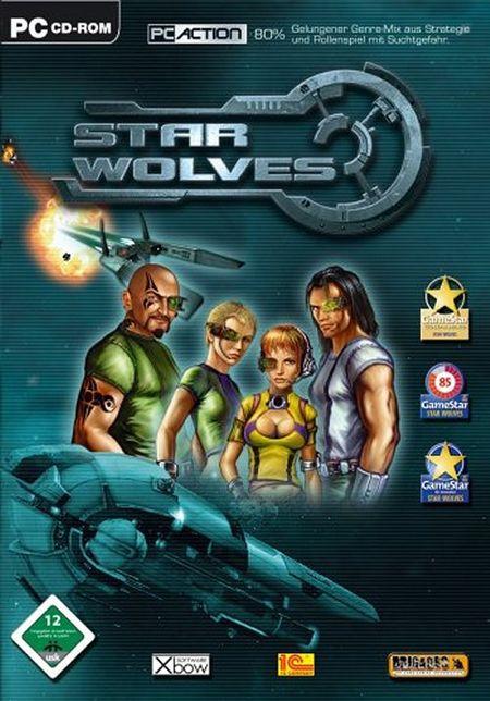Star Wolves - Der Packshot