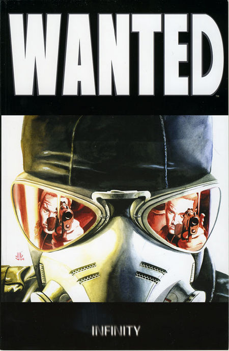Wanted - Das Cover