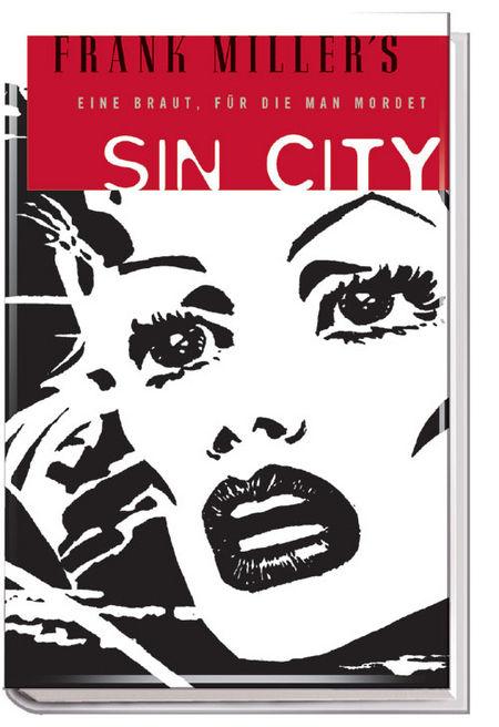 Sin City 2 - Eine Braut, für die man mordet - Das Cover
