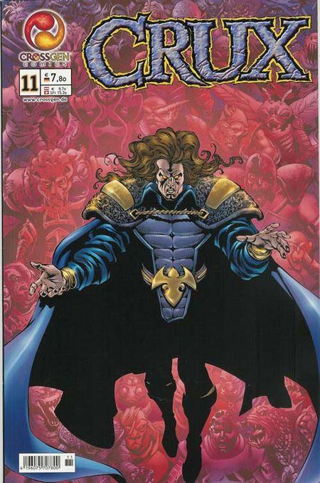 Crux 11 - Das Cover