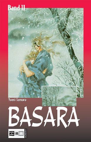 Basara 11 - Das Cover