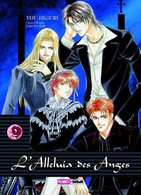 L'Alleluia des Anges 2 - Das Cover