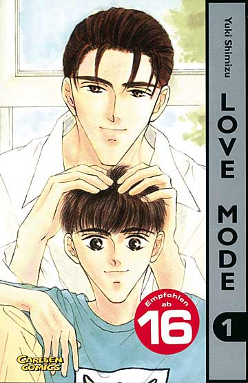 Love Mode 1 - Das Cover