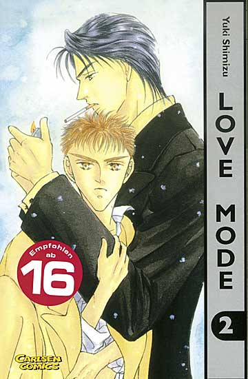 Love Mode 2 - Das Cover