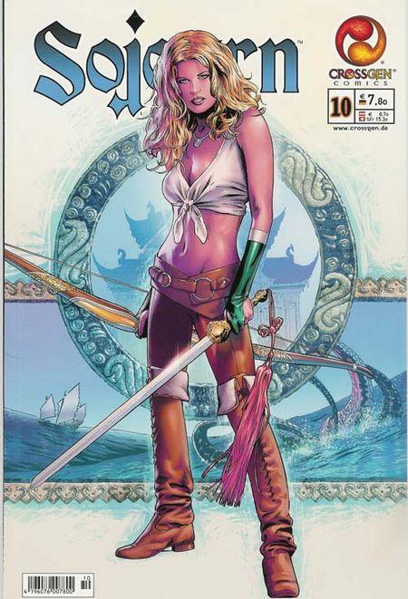 Sojourn 10 - Das Cover