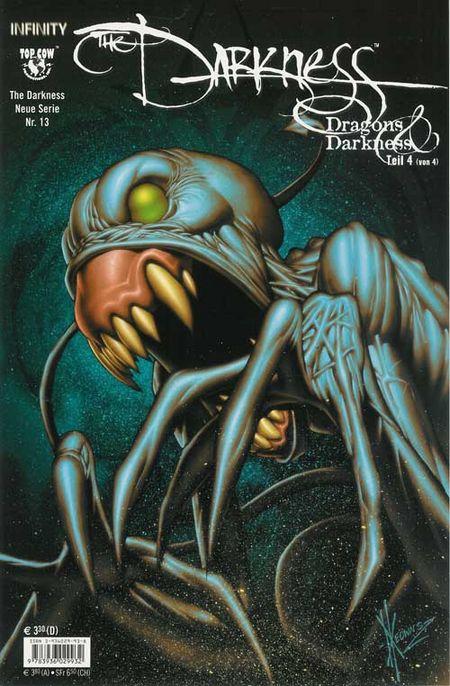 Darkness Neue Serie 13 - Das Cover