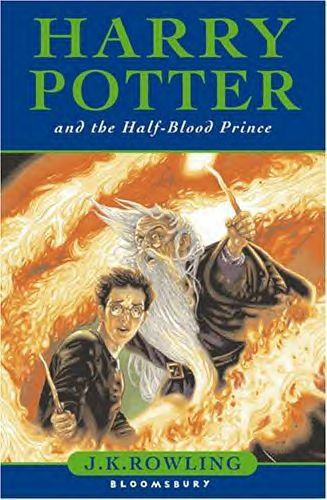 Harry Potter and the Half-Blood Prince - Das Cover