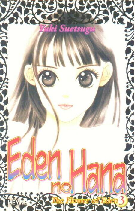 Eden no Hana 3 - Das Cover