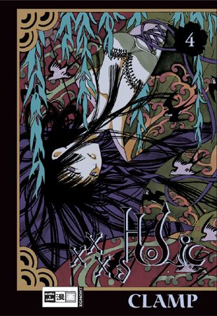 xxxholic 4 - Das Cover