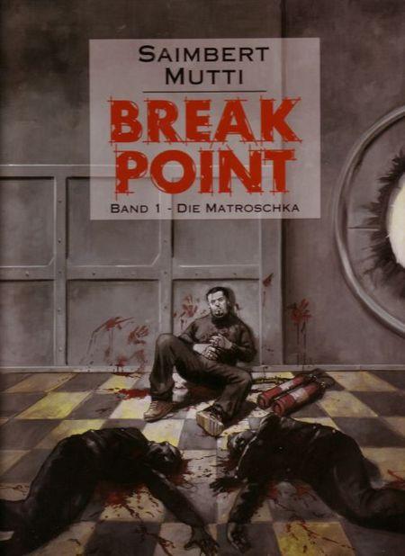 Break Point #1 - Die Matroschka - Das Cover