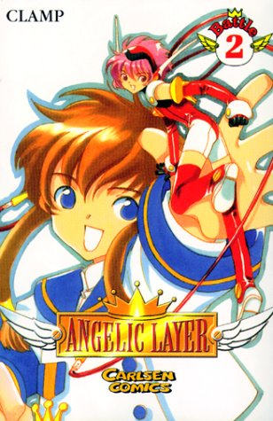 Angelic Layer 2 - Das Cover