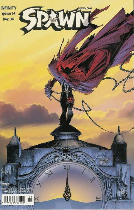 Spawn 65 - Das Cover
