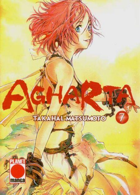 Agharta 7 - Das Cover