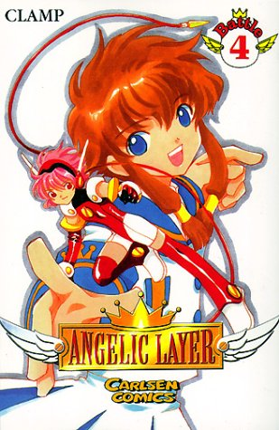 Angelic Layer 4 - Das Cover