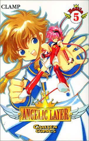 Angelic Layer 5 - Das Cover