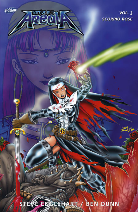 Warrior Nun Areala - Prestige Vol. 3 - Das Cover