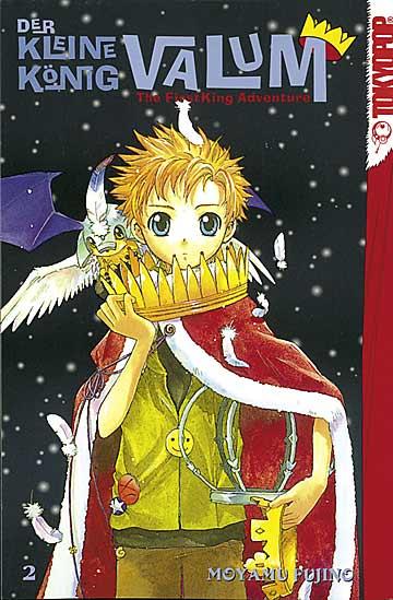 Der kleine König Valum 2 - Das Cover