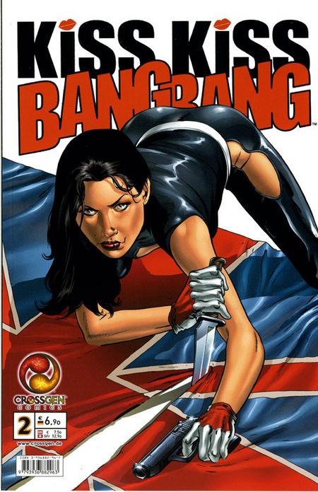 Kiss Kiss Bang Bang 2 - Das Cover