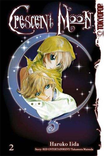 Crescent Moon 2 - Das Cover