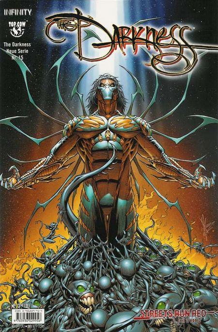 Darkness Neue Serie 15 - Das Cover