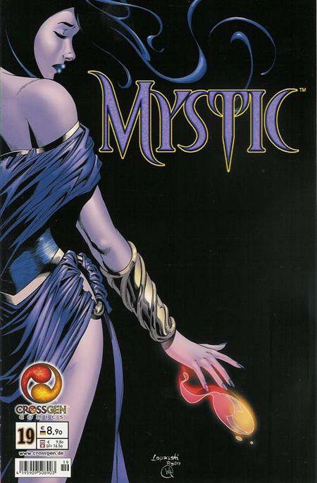 Mystic 19 - Das Cover