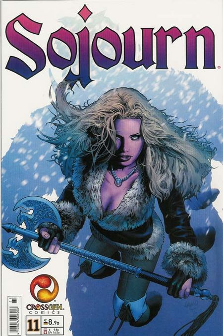 Sojourn 11 - Das Cover