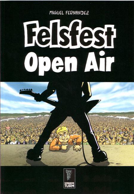 Felsfest Open Air - Das Cover