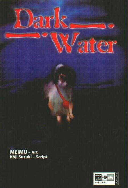 Dark Water - Das Cover