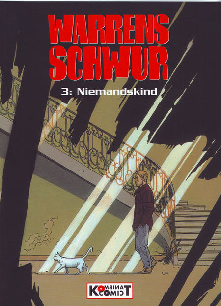 Warrens Schwur 3: Niemandskind - Das Cover