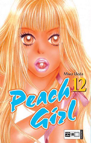 Peach Girl 12 - Das Cover