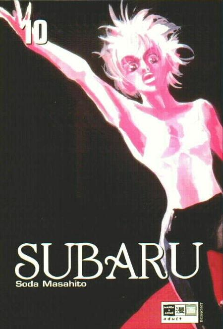 Subaru 10 - Das Cover