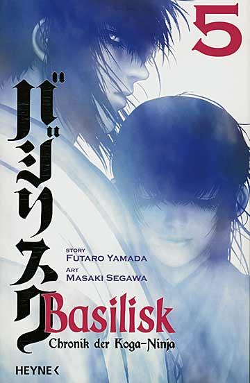 Basilisk 5 - Das Cover