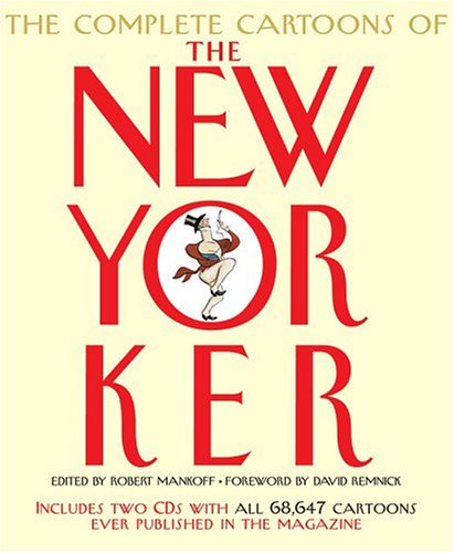 The Complete Cartoons Of The New Yorker - Das Cover