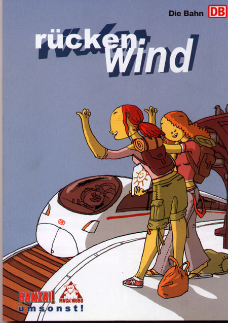 Rückenwind - Das Cover