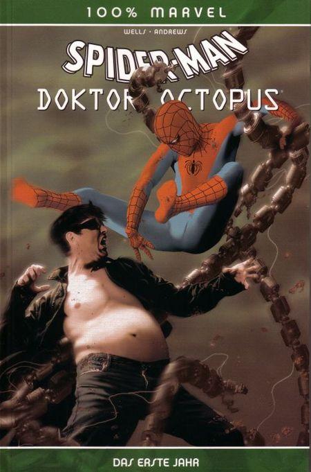 Spider-Man/Doktor Octopus - Das erste Jahr - Das Cover