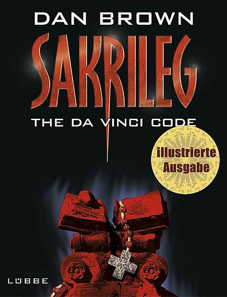 Sakrileg - The Da Vinci Code - Das Cover
