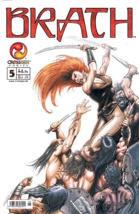 Brath 5 - Das Cover