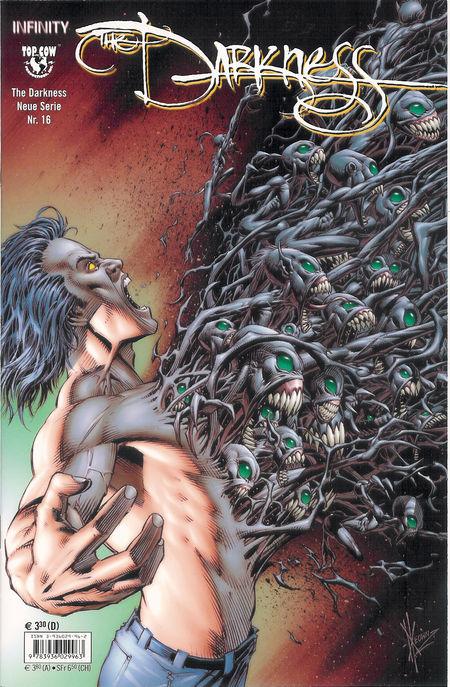 Darkness Neue Serie 16 - Das Cover