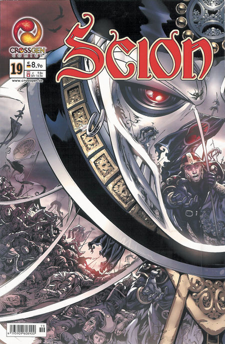 Scion 19 - Das Cover