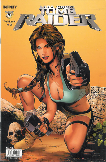 Tomb Raider 28 - Das Cover