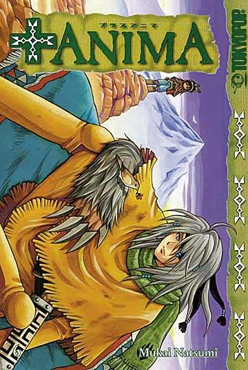 +Anima 6 - Das Cover