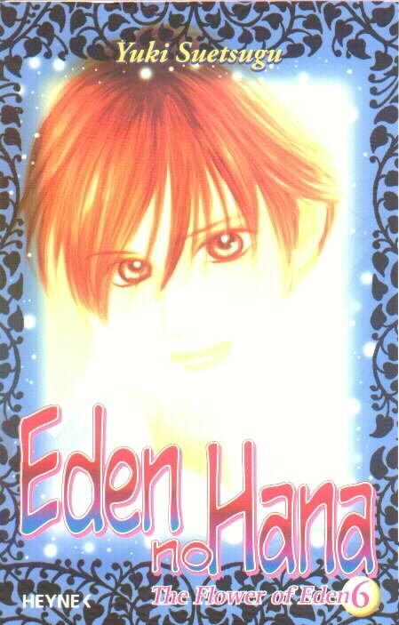 Eden no Hana 6 - Das Cover
