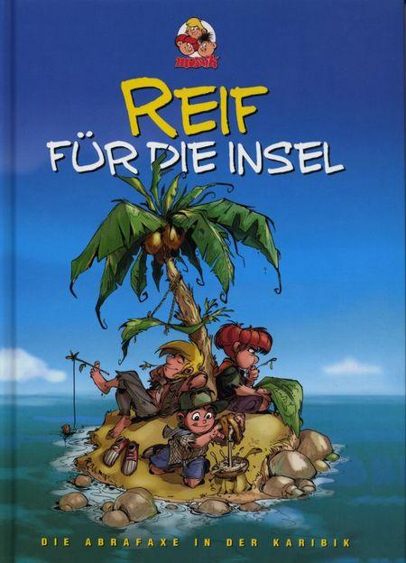Reif für die Insel - Das Cover
