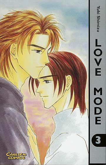 Love Mode 3 - Das Cover